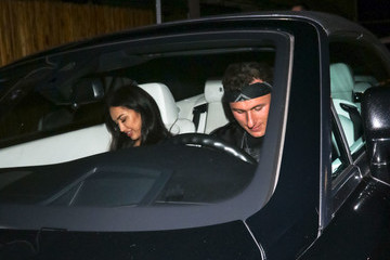 Johnny Manziel Johnny Manziel Outside Nice Guy Nightclub In Hollywood