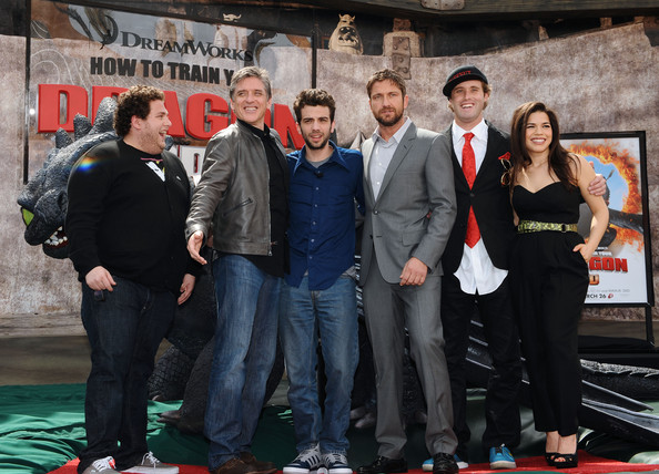 Jonah hill photos photos how to train your dragon premiere zimbio how to train your dragon premiere ccuart Gallery