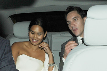 Reena Hammer Jonathan Rhys Meyers In London