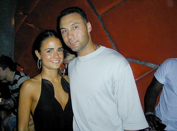 Jordana Brewster and derek jeter