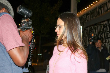 Jordana Brewster Jordana Brewster Is Seen Outside Craig's Restaurant In West Hollywood
