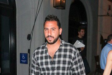 Josh Altman Josh Altman Is Seen Outside Craig's Restaurant In West Hollywood