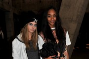 Models Cara Delevingne & Jourdan Dunn Do The 'Harlem Shake' [VIDEO]