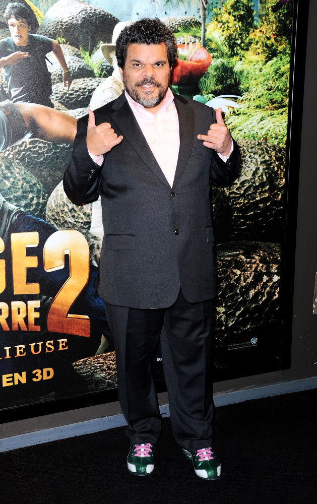 Luis Guzman Photos Photos - 'Journey 2' Premieres in Paris ...