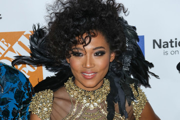 Judith Hill Celebrities Attend EBONY Power 100 70th Anniversary Gala