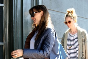 Judy Greer Jennifer Garner and Judy Greer Do Lunch
