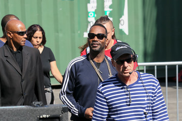 Juicy J Juicy J at 'Jimmy Kimmel Live'