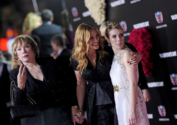 iduu963pav: julia roberts and emma roberts together