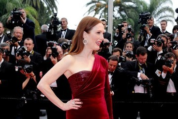 Julianne Moore 'Mad Max' Cannes Film Festival Red Carpet