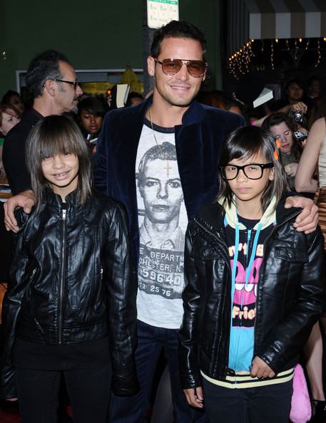 Photo of Justin Chambers & his  Daughter  Maya Chambers