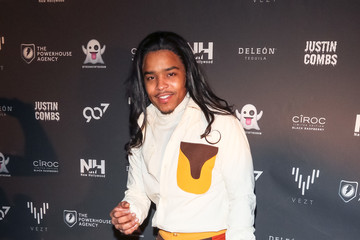 Justin Combs Justin Combs Halloween House Party