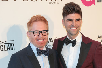 Justin Mikita 26th Annual Elton John AIDS Foundation's Academy Awards Viewing Party