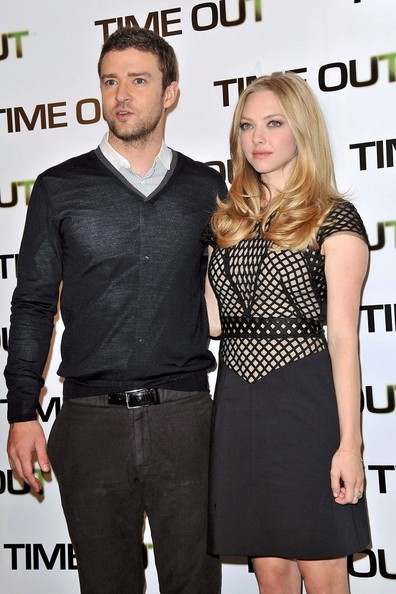 "Photo Call for ""In Time"" []"
