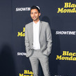 Justin Tipping Premiere Of Showtime's 'Black Monday'