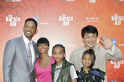 Jackie Chan and Willow Smith Photos Photo