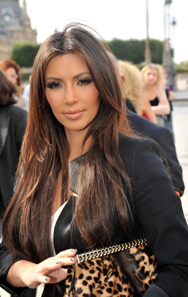 The Kardashians In Paris 1 Of 15 Zimbio