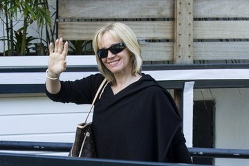 Karen Barber Karen Barber at the ITV Studios
