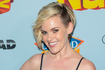 Kari Wahlgren Premiere of Open Road Films' 'The Nut Job 2: Nutty By Nature'