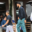 Karl-Anthony Towns Karl-Anthony Towns In Beverly Hills