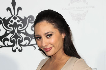 Karlee Perez Celebs Attend the Opening of Galerie Montaigne