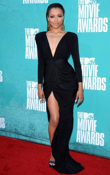 Kat Graham - MTV Movie Awards 2012 - Arrivals