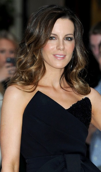 Kate Beckinsale - The UK premiere of 'Total Recall'