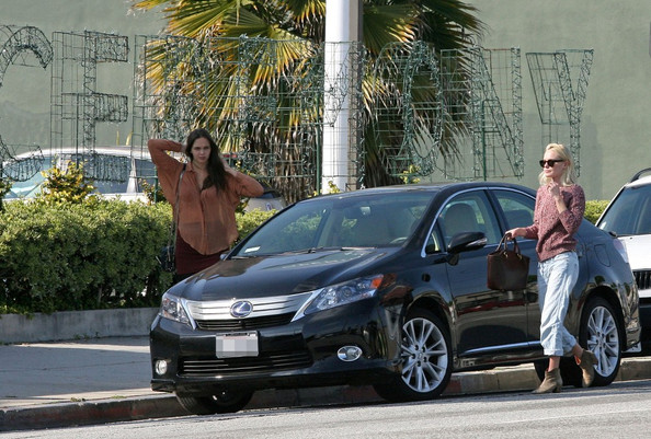 photo of Kate Bosworth Toyota - car