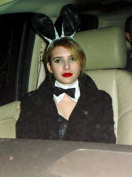 Emma Roberts The Best Celebrity Halloween Costumes Zimbio