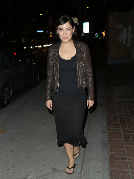 Celebrities Are Seen in West Hollywood