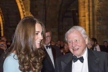 Kate Middleton Kate Middleton at the Natural History Museum Awards — Part 3