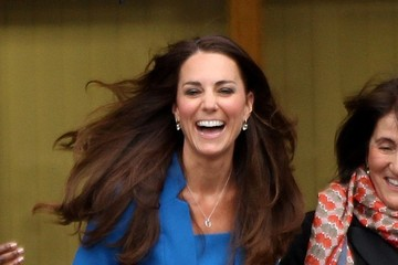 Kate Middleton Kate Middleton Opens an Art Room — Part 2