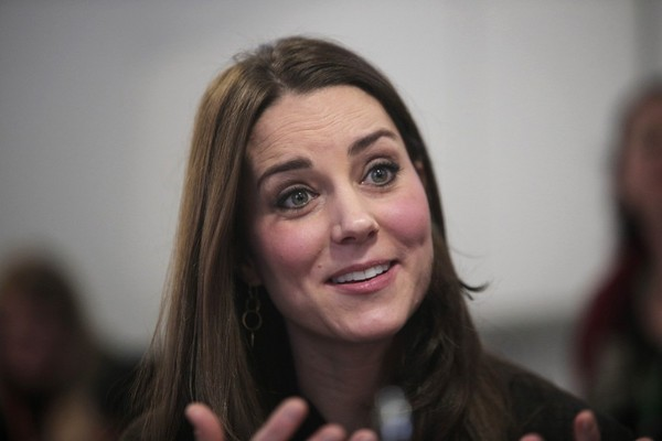 Kate Middleton - Kate Middleton at a Fostering Network Event