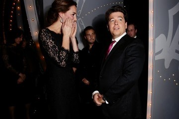 Kate Middleton Celebs at the Royal Variety Performance