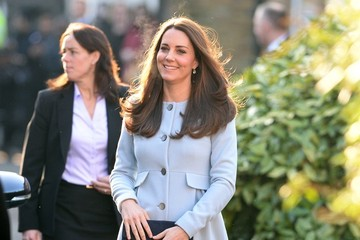 Kate Middleton Kate Middleton Attends a Coffee Morning — Part 2