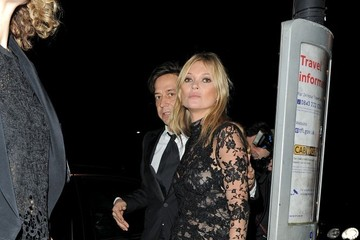 Kate Moss Victoria & Albert Museum Fashion Benefit Dinner