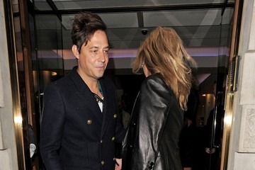 Kate Moss Kate Moss and Jamie Hince Out in London — Part 4
