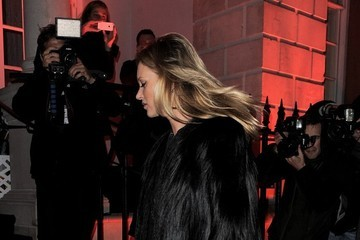 Kate Moss Celebs at the Melissa Flagship Store Launch