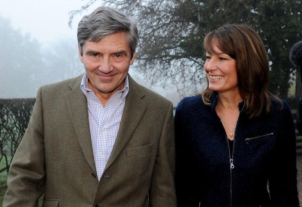 Carole Middleton Photos Photos Kate Middleton 39 S Parents
