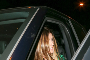 Katherine Schwarzenegger Katherine Schwarzenegger Outside Craig's Restaurant in West Hollywood