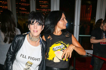 Kathrine Narducci Diane Warren And Kathrine Narducci Are Seen At 'The Oath' Premiere At ArcLight Theatre