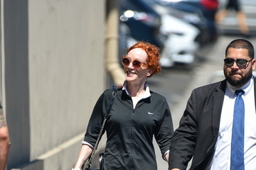 Kathy Griffin Kathy Griffin At 'Jimmy Kimmel Live'