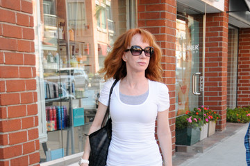Kathy Griffin Kathy Griffin in Beverly Hills