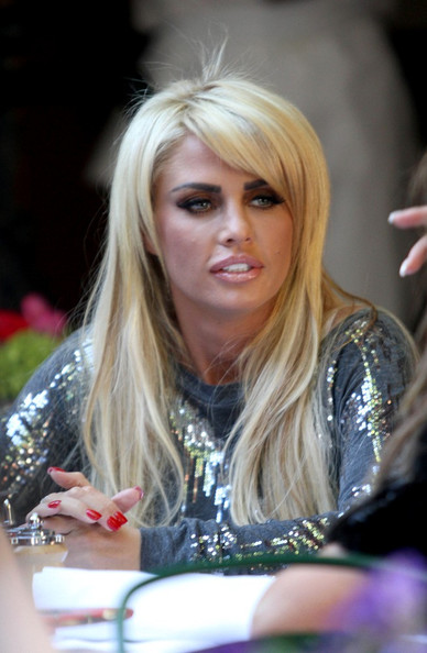 Katie price dines at the ivy in this photo katie price katie price