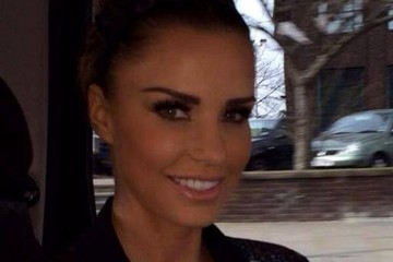 Katie Price Celebrity Social Media Pics