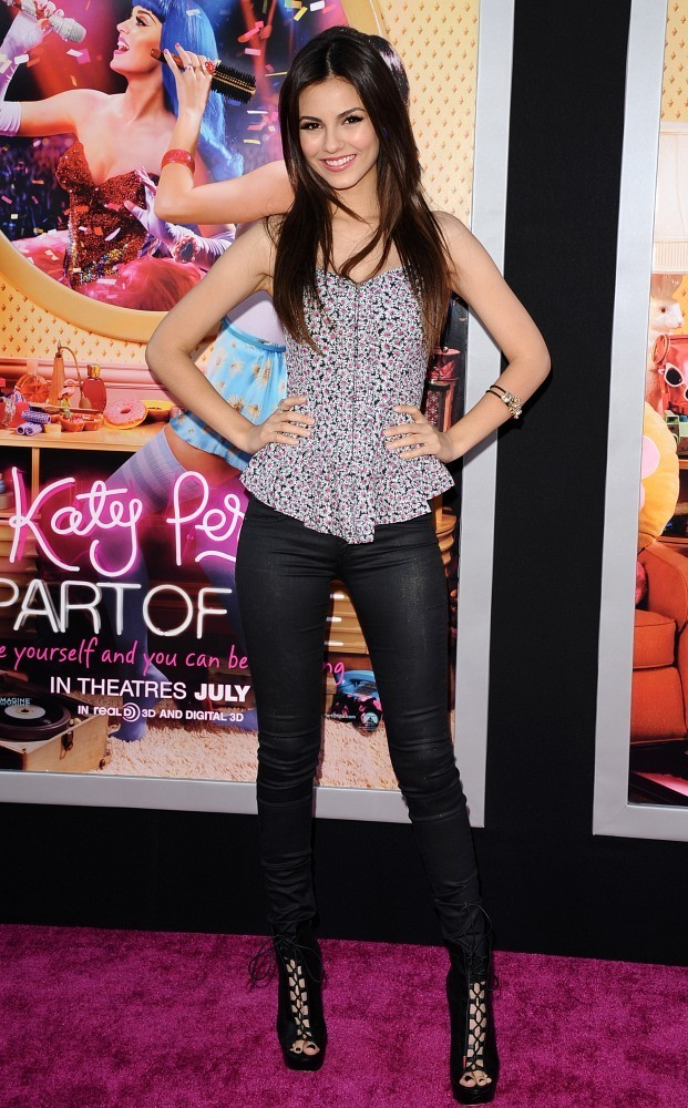 Victoria Justice Photos Photos Quot Katy Perry Part Of Me