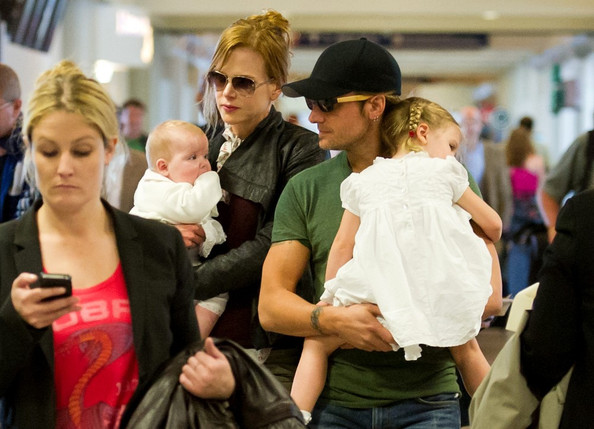 Keith Urban Nicole Kidman Faith Margaret. Keith Urban Nicole Kidman and