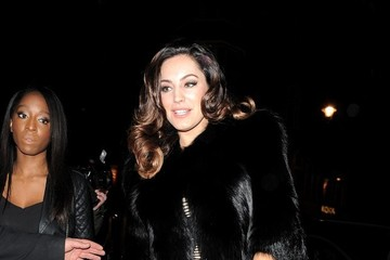 Kelly Brook Stars at the Cosmo Women of the Year Awards — Part 2