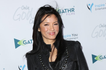 Kelly Hu Premiere of Inspire You Entertainment's 'Only God Can'