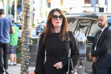 Ken Todd Lisa Vanderpump and Her Husband Ken Todd Go Out in L.A.