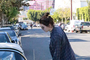 Kendall Jenner is seen out in Los Angeles on November 20, 2015.